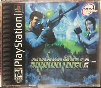 Syphon Filter 2 Sony PlayStation 1 2000 PS1