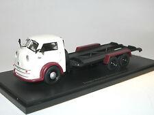 Autocult 07003, ritmo Matador 50 RACE TRUCK-Renntransporter, 1951, 1/43