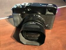 Fujifilm X Series X-Pro1 16.3MP Digital Camera - Black W/ Fujinon 35mm f/1.4