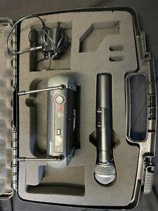 Shure PGX4 Wireless microphone system