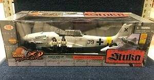 The Ultimate Soldier XD Luftwaffe Stuka Dive Bomber No 10129 1/18 scale