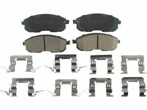 For 2000-2001 Nissan Maxima Brake Pad Set Front API 14347SN