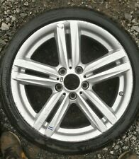 """BMW 1 SERIES F20 F21 18"""" STYLE 386M ALLOY WHEEL AND TYRE FULL SIZE SPARE  X1"""