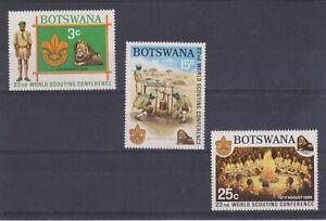 Stamps of Botswana
