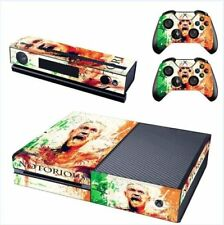 Conor McGregor Skin Vinyl Decal Sticker for the Xbox One Console