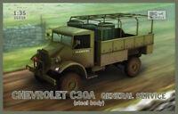 IBG 1/35 Chevrolet C30A General Service (Steel Body) # 35038