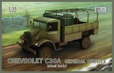 IBG 1/35 CHEVROLET C30A Service général (corps en acier) # 35038