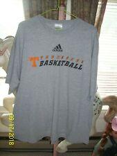 Adidas Tennessee Basketball Ss Graphic T-Shirt Xxl