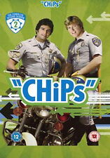 CHIPS - SEASON 2 - DVD - REGION 2 UK