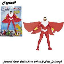 """6"""" Vengeurs Mighty Battlers Figure Falcon, 4 ans et +"""