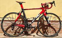 Bici corsa carbonio Time RXR5 ulteam 56 SRAM Red 10 s carbon road bike