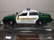 Gearbox 1/43rd scale Nassau County, Florida Sheriff 2004 Chevrolet Impala