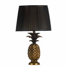 Fabric Pineapple Table Lamps