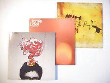 Unique Lot de 3 CD Single ▬ JAMIE LIDELL ▬ Port GRATUIT