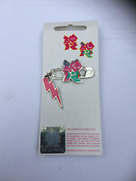 London 2012 Olympic Pin Badge - Punk Pink 0075 - Limited Edition of 5000 - New