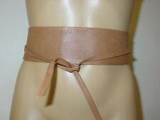 Altar'd State brown tan cognac wrap around belt-M-NWT-$24.95 NEW