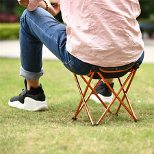 Folding Outdoor Camping Fishing Picnic Portable Travel Beach Chair Seat Stool