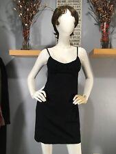 RALPH Ralph Lauren Simple But Sexy Cotton Dress Size 8
