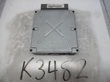 2003 03 ESCAPE TRIBUTE COMPUTER BRAIN ENGINE CONTROL ECU ECM EBX MODULE K3482