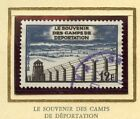 STAMP / TIMBRE FRANCE OBLITERE N° 1023 LIBERATION DES CAMPS DE DEPORTATION