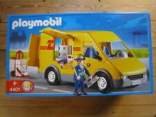 Playmobil 4401 DHL koerierswagen (niet meer in de handel !!!) ONGEOPEND !!!