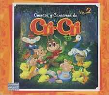 CD - Cuentos Y Canciones De Cri Cri NEW Vol. 2 / 3 CD's FAST SHIPPING !