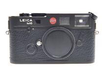 Leica M6 TTL 0.58   Body  Black