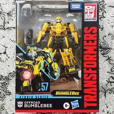 Offroad Jeep Bumblebee Transformers Studio Series Deluxe Class #57 Figure
