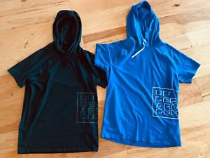 2018 Nice! 2 UNDER ARMOUR Fitted s/s lightweight Hoodies LARGE