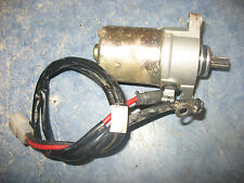 STARTER MOTOR 2002 CAN-AM DS50 BOMBARDIER DS 50 02