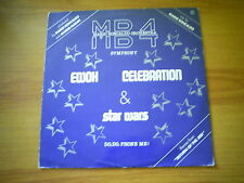 "M.B.4 Ewok celebration ITALIAN 12"" IL DISCOTTO PRODUCTIONS 1983 ITALO DISCO"
