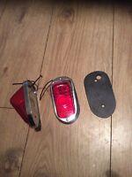 classic car rear lamps nos hot rod kit car ford austin mg
