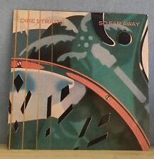 "DIRE STRAITS So Far Away 1985 UK 10"" Vinyl Single EXCELLENT CONDITION"