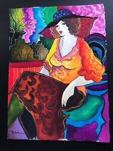 "Patricia Govezensky ""Giselle"" Signed Original Artwork"