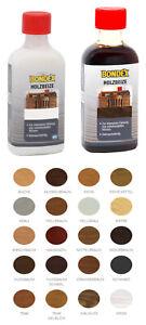 Bondex Holzbeize Möbelbeize Farbwahl 250ml Holz Beize Wasserbeize Farbbeize