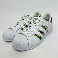 ADIDAS SuperStar NEW White Men's Size 7 Women's 8
