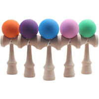 Kendama Japanese Traditional Game Educational Skillful Wooden Toy Holder NTAT