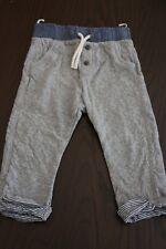 Baby Hose grau Gr. 86 von C&A Jungen