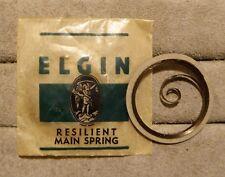 Elgin horloge ressorts moteurs en originale paquets,29mm max diamètre 2 in total