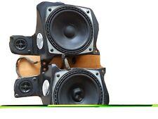 BMW R1200RT R900RT K26 Audio Speakers Set 65137682071 & 65137681072