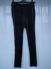 MarlaWynne WynneLayers Velvet Leggings Grey Size XL