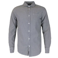Armani Jeans - Black/White Check Shirt - Size M - *NEW WITH TAGS* RRP £120