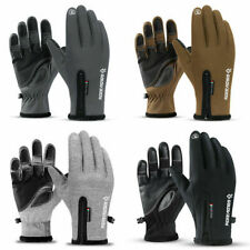 Winter Handschuhe HerrenDamen Fahrrad Thermo Handschuhe Wasserdicht Touchscreen