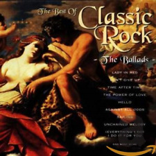 London Symphony Orchestra - The Best of Classic Rock: the Ballads (CD) (1997)