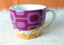 Starbucks 2012 Brasil Coffee Mug Cup 16 oz Collectible Colorful