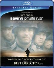 Saving Private Ryan (Blu-ray Disc, 2010, 2-Disc Set, Sapphire Series, Slipcase)