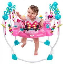 Disney Baby Minnie Mouse Peekaboo Activity Baby Jumper Toys and amp; Activities
