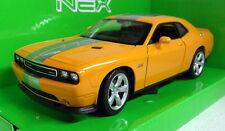 Nex models 1/24 Scale 24049W Dodge Challenger SRT Orange Diecast model car