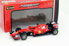 Sebastian Vettel Ferrari SF15-T #5 Formel 1 2015 1:43 Bburago