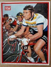 cyclisme tour de France miroir du cyclisme poster vintage années 60 LEFEBVRE